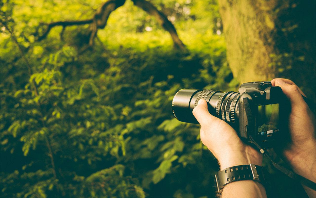 Come fare una bella foto