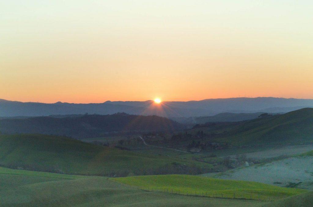 come fotografare i tramonti