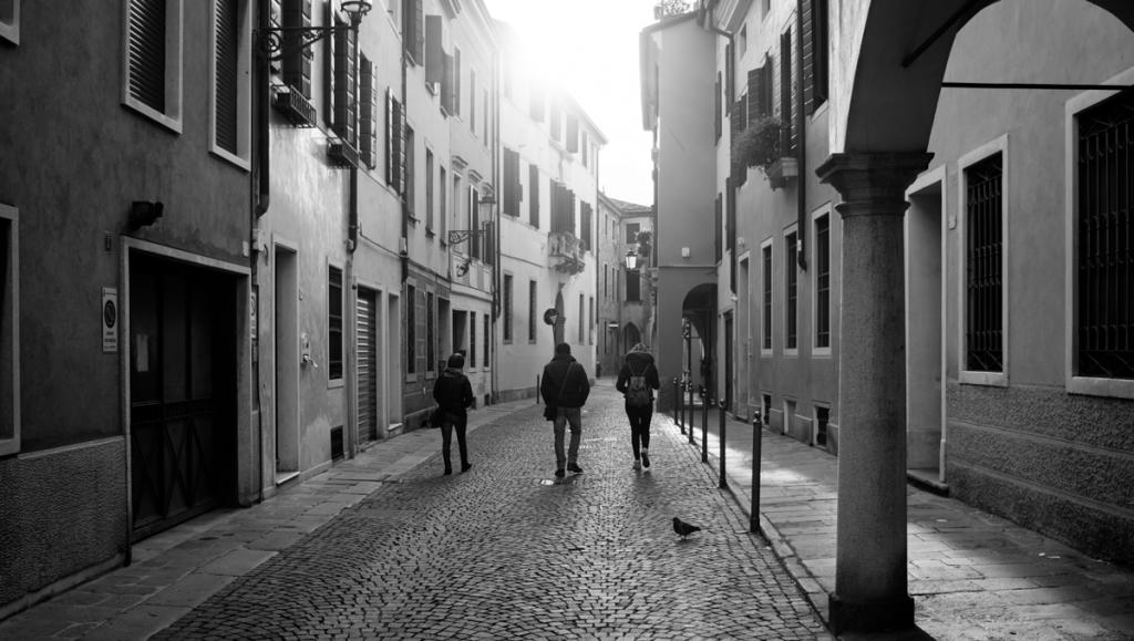 come impostare la fotocamera per la street photography