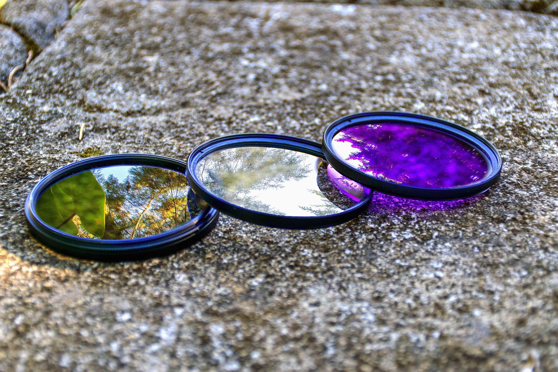 come utilizzare il filtro polarizzatore