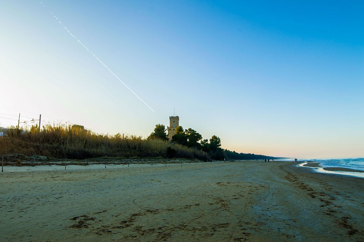 torre di cerrano pineto