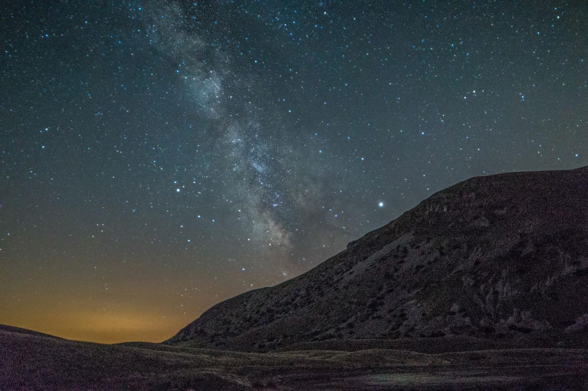 Foto notturne: divertiamoci a fotografare le stelle
