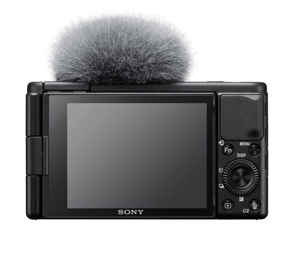Display Sony ZV-1
